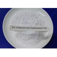 China Chemical White Powder Calcium Zinc Stabilizer For Water Pipes High Purity on sale