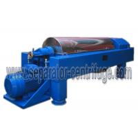 Best Automatic Continuous Popular Chemical Centrifuge Sludge Dewatering Decanter Dehydrator Centrifuge wholesale