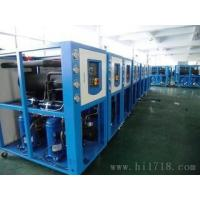 Best Industrial Water Cooled Chiller Unit With Hermetic Scroll / Piston Type Compressor wholesale