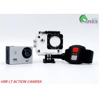 Best 140D 2.0 Inch 1080p Waterproof Action Camera 4k Mini 900 MAh USB 2.0 With Accessoires wholesale