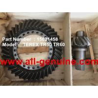 China TEREX 15021458 GEAR SET MINING NHL DUMP TRUCK TR35 TR50 TR60 TR100 3305B 3305F 3303 3307 TR45 TR70 MT4400 CUMMINS on sale