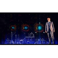 Best Pepper's Ghost Holographic Projection System Hologram 3D Display For Event wholesale