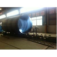Quality 10T Electrical Turning Roller For Circular Pipe / Tank / Vessel Welding wholesale
