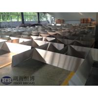 Best Bare Magnesium Metal Sheet Plate for engraving industry , 1800mm Length wholesale