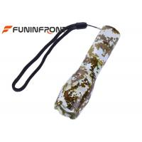 Best CREE T6 Camouflage Zoom LED Flashlight wholesale