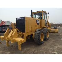 Best Heavy Equipment Old Road GraderUsed Caterpillar 140h With 24 Months Warranty wholesale