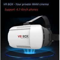 Cheap VR Case , 3D Glasses Virtual Reality Cardboard Box For Blue Film Video Open Sex Video for sale