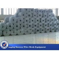 Buy cheap Stainless Steel Gabion Wire Mesh For Gabion Cages / Gabion Basket Flexible from wholesalers