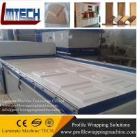 Best automatical woodworking membrane vacuum press machinery wholesale