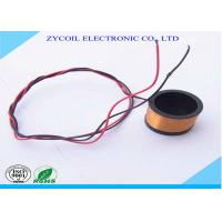 Best Self-bonding Wire Cellphone Motor Radio Frequency Coil With Bobbin wholesale