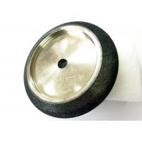 China Vitrified Bonded Cubic Boron Nitride CBN Grinding Wheels With Nickel Coated No Need Dressing on sale