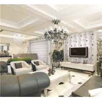 0.7m width Top quality waterproof mould proof PVC vinyl wallpaper