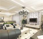 0.7m width Top quality waterproof mould proof  PVC vinyl wallpaper
