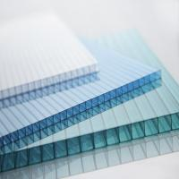 Best Plastic Polycarbonate PC Hollow Sheet for Green House wholesale