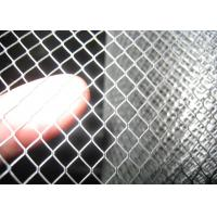 Best Mini Expanded Metal Mesh Thickness 0.8mm Punching Sliver ISO9001 approval wholesale