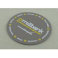 Best Customized Soft PVC Coaster , Promotional 3D Plastic Coaster wholesale