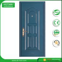 Best CE Approved American Exterior Steel Door With Lowest Price wholesale