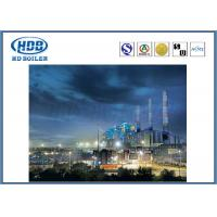 Cheap 130T/H Circulating Fluidized Bed Coal Fired Power Plant Boiler With Natural for sale