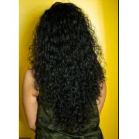 China Remy Virgin Malaysian Hair Body Wave Double Weft 7A Virgin Curly Hair Bundles on sale