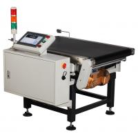 Buy cheap Electric Conveyor Automatic Checkweigher Equipment High Accuracy from wholesalers