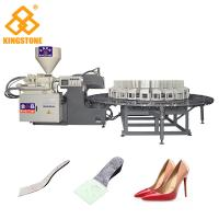 Best Directly Rotary Injection Molding Machine For High Heel / Midsole / PP Insole wholesale
