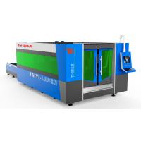 Quality Fiber Laser Industrial Laser Cutting Machine With Cutting Thickness Upto 10mm SS TY-3015 JB 3000W wholesale