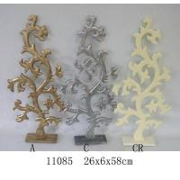 Best Christmas Wooden Standing Ornament (GL-11085) wholesale