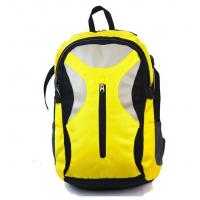 Best Yellow Women'S Computer Backpack / Womens Laptop Backpacks For Hiking wholesale