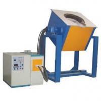 China Medium Frequency Induction Heating Machine as Melting Furnace on sale