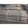 Buy cheap Stainless Steel Spiral Boiler Heat Exchanger , Boiler Repair Parts Fin Tube ASME Standard from wholesalers