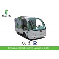 Best Food Truck Enclosed Cargo Box / Electric Cargo Vehicle 800kg Payload wholesale