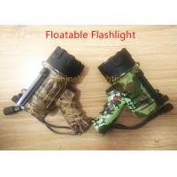 China Portable Waterproof Rechargeable Led Spotlight / Handheld Led Spotlights Outdoor on sale