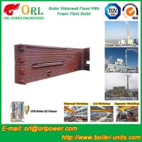 Best Power Station Boiler Water Wall Natural Circulation High Temperature wholesale