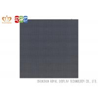 Cheap P10 Outdoor Led Screen Rental 16 Bit Grey Level , High Brightness Led Video for sale