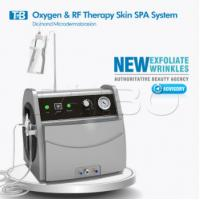 Buy cheap OEM Water Oxygen Jet Skin Spray Gun For Balckheads Removal / Face Rejuvenation from wholesalers