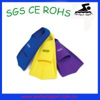 Buy cheap full foot fin for scuba diving ,snorkeling and swimming open heel fins from wholesalers