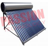 Best Professional Thermal Solar Water Heater 300 Liter With Special Absorptive Coating wholesale
