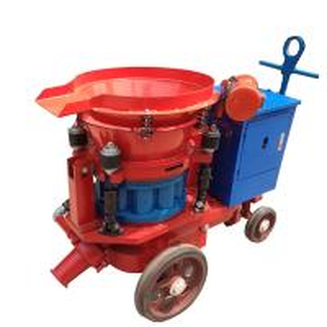 China Concrete Spray Plastering Machine Pz-5Dry Concrete Spray Equipment on sale