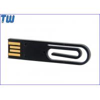 China Mini Portable Paper Clip Usb Flash Memory 8GB 16GB Stroage for Business Promotion on sale