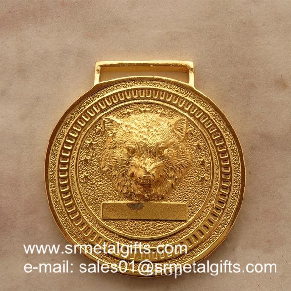Custom unique metal medals vendor in China