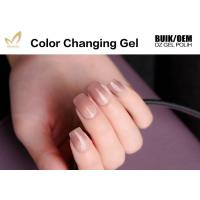 Best Eco - Friendly Mood Changing Gel Nail Polish Acrylic Resin Ingredients wholesale