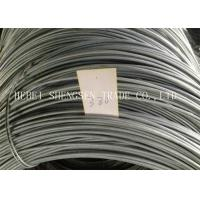Best Electro Galvanized Loop Tie Wire Non - Alloy BWG8 - BWG22 0.3mm - 13mm wholesale