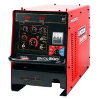 China Lightweight Lincoln Electric Mig Welder / Red Lincoln Mig Welding Machine on sale