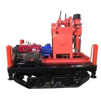 Best 200m Diesel Power Portable Hydraulic Water Well Drilling Rig wholesale
