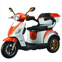 Best Foldable Electric Scooter , Electric Adult Mobility Scooter 1550x700x1000 50-60KM 6  to  8 hours Max. Speed  km / h wholesale