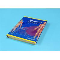 Cheap Thickness Hardcover Book Printing Services with 1088 Pages Sewing Binding A4 for sale