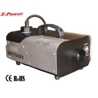 Best Commercial Stage Fog Machine 900W CE/ROHS Approved Wire Wireless Control For TV Studios   X-06 wholesale