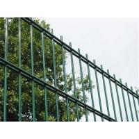 Best Double Welded Wire Fence Panels , Easy Installation Powder Coated Wire Mesh Fencing wholesale