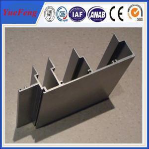 Best New! powder coated aluminium extruded profiles aluminium curtain wall manufacturers wholesale