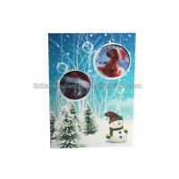 Best Lenticular Custom 3d Stickers With Offset Printing For Greeting Card wholesale
